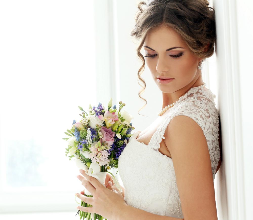 svadebnyi buket glavnaia