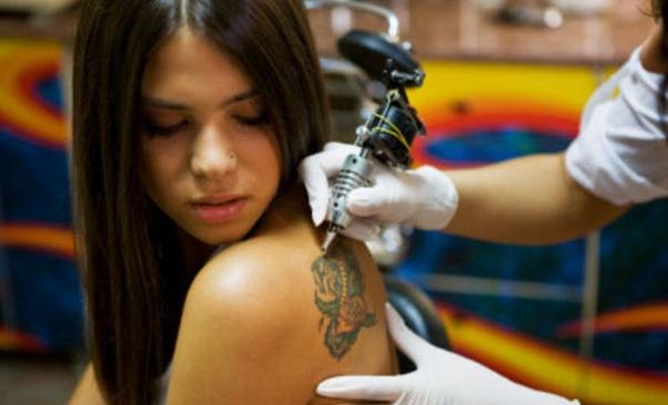Татуировки в Новороссийске